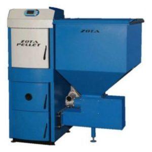 Пеллетные котлы ZOTA Pellet ( ЗОТА ) Мощность от 15 КВт до 250 КВт для помещений до 2500 кв.м