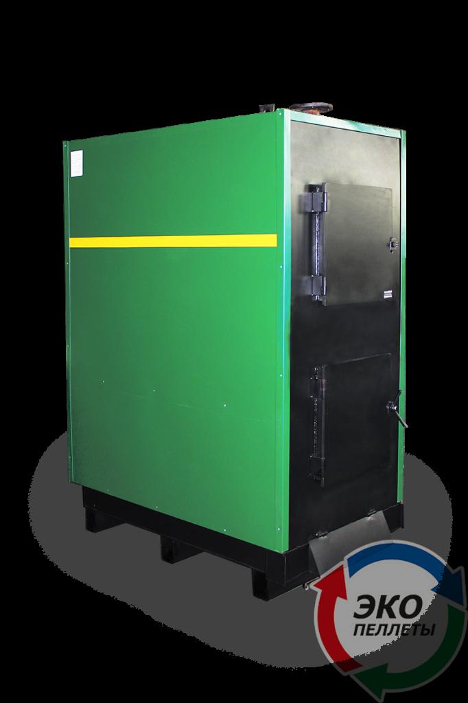 Промышленный пиролизный котел с автоматикой Lavoro (Лаворо) Eco P150