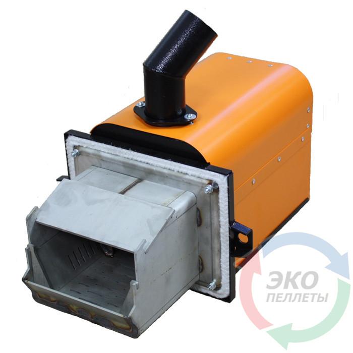Пеллетная горелка ВС10/50Е — C автомеханической очисткой колосников