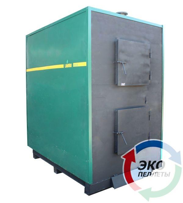 Промышленный пиролизный котел с автоматикой Lavoro (Лаворо) Eco P300