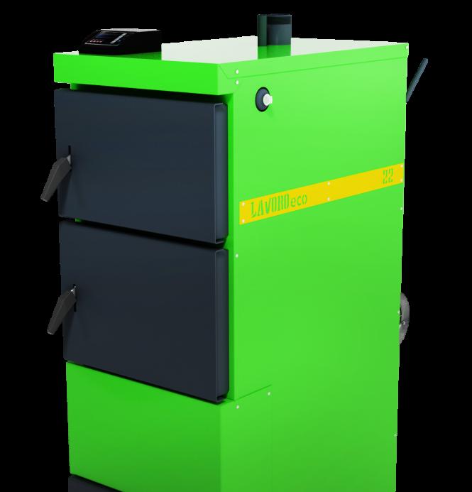 Lavoro (Лаворо) Eco L-22 — бытовой котел длительного горения с автоматикой серии L