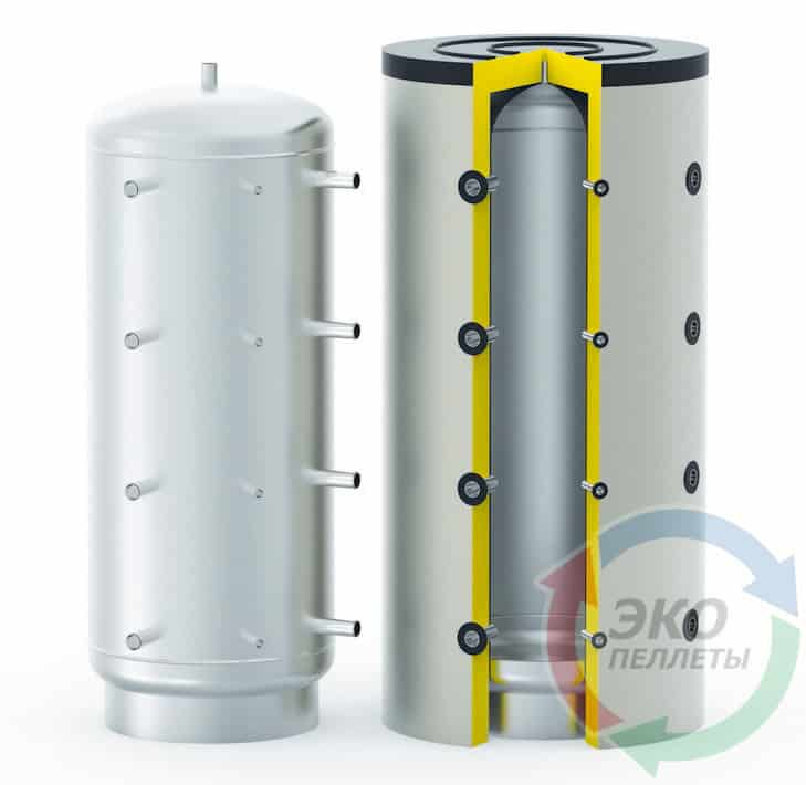 Теплоаккумулятор отопления Lavoro ЕСО ТА 230