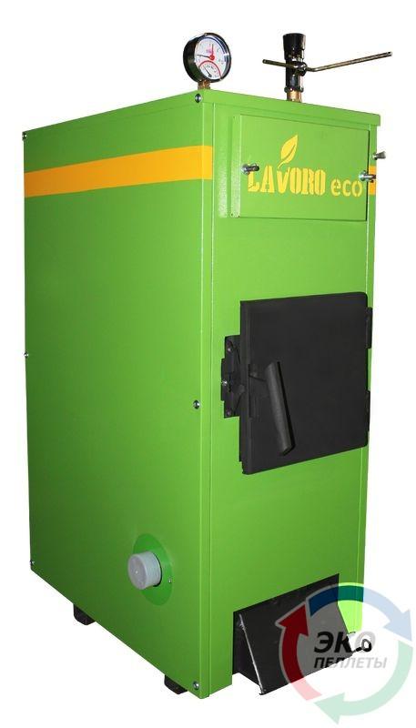 Бытовой пиролизный котел Lavoro (Лаворо) Eco С32