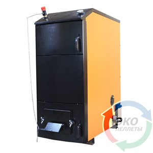 Пересвет 16Т — 16 кВт Твердотопливный котел длительного горения