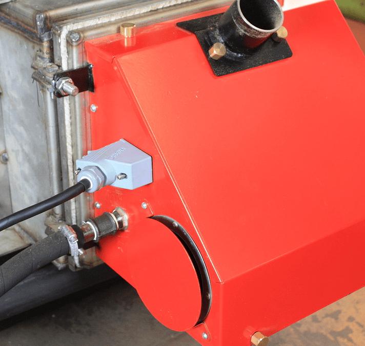 Пеллетная горелка РВ 20/100 МА цена и модификации