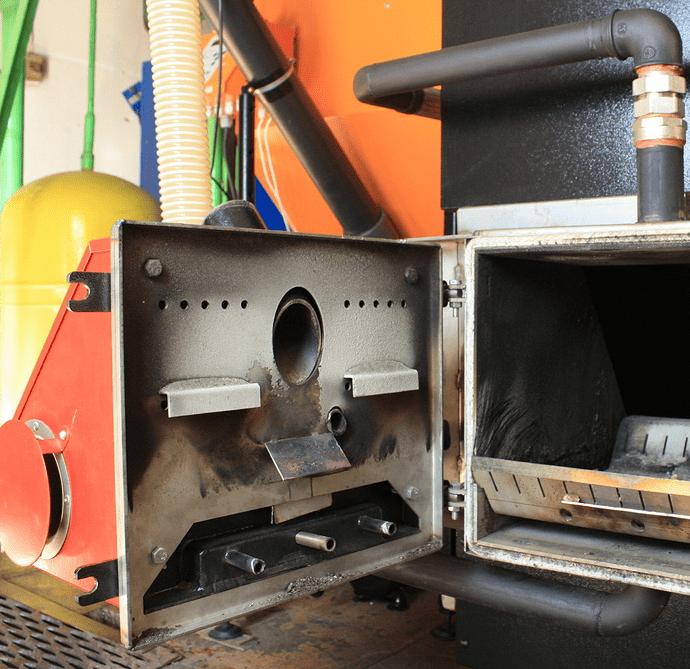 Пеллетная горелка РВ 40/200 МА цена и модификации