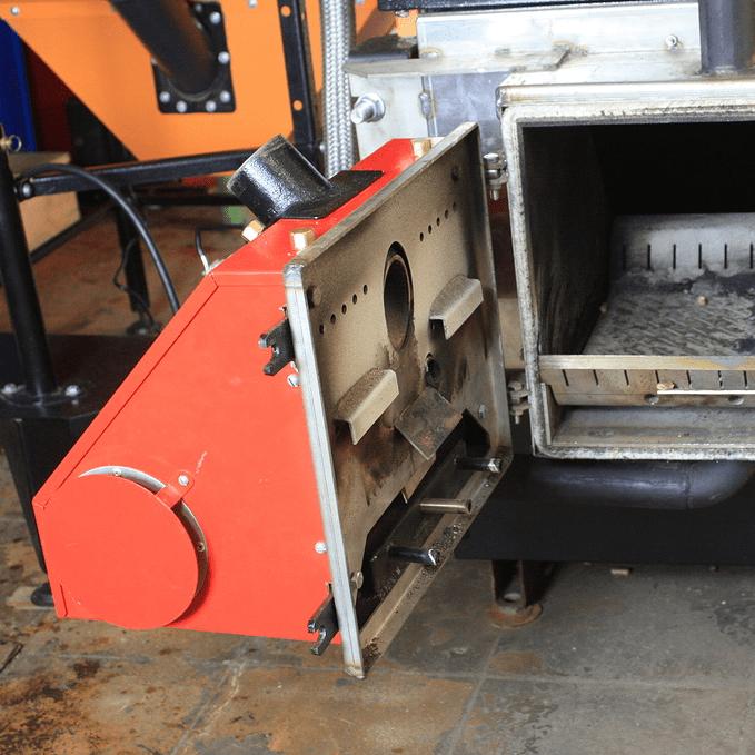 Пеллетная горелка РВ 30/150 МА цена и модификации