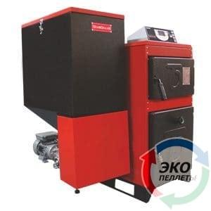 Пеллетные котлы Termodinamik Термодинамик Мощность от 17 КВт до 500 КВт для помещений до 5000 кв.м
